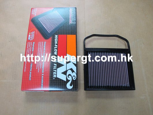 33-2826 K/&N Panel Air Filter FOR SUZUKI MR WAGON 0.7L L3 F//I