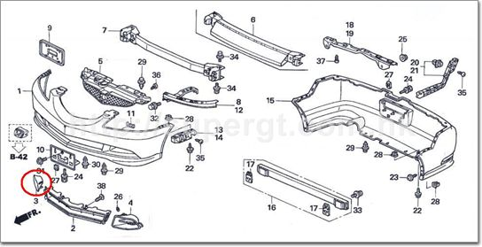 Wiring Harness Oem as well Detail moreover Nissan Ke Diagram in addition 2003 Acura Loaded Allwheel Drive together with Nissan Ke Diagram. on racing acura integra front bumper